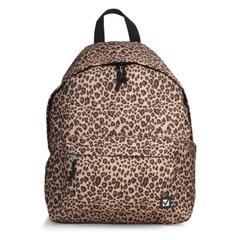 """Рюкзак BRAUBERG (БРАУБЕРГ) универсальный, сити-формат, """"Леопардовый"""", 20 литров, 41х32х14 см"""