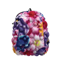 """Рюкзак MADPAX """"Bubble Half"""", универсальный, молодежный, 16 л, разноцветный, """"Пузыри"""", 36х30х15 см"""