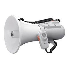 Мегафон ТОА ER-2215, выносной микрофон, 23 Вт, дальность 400 м, питание 6 х (С; R14)