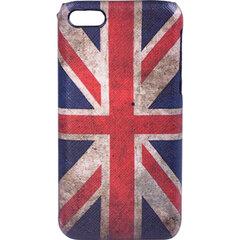 Защитная панель для iPhone 5/5S SONNEN, пластик, цветная печать, флаг