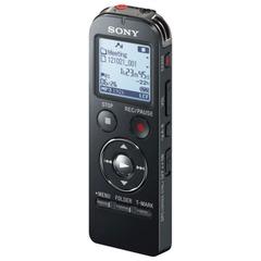 Диктофон SONY ICD-UX533, 4Gb, черный