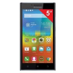 """Смартфон LENOVO P70, 5"""", 2 SIM, 4G (LTE), 5/13 Мп, 16 Гб, microSD, синий, пластик"""