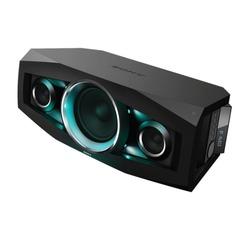 Музыкальный центр SONY GTKN1BT, CD, MP3, WAV, WMA, USB, Bluetooth, NFC, AM/FM-тюнер, выходная мощность 100 Вт, черный