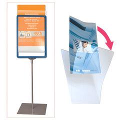 Экран защитный для рамки POS А4 (код 290250, 290251, 290252, 290253), прозрачный