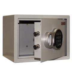 Сейф офисный (мебельный) облегченной конструкции Т23EL, 230х300х255 мм, 7 кг, электронный замок, крепление к стене, полу