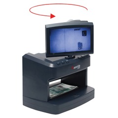 Детектор банкнот CASSIDA 2300 D, УФ-детекция