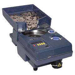 Счетчик монет SCAN COIN 303, 2700 монет/минуту, загрузка 1700 монет, отбор и подсчет монет одного номинала