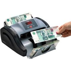 Счетчик банкнот CASSIDA KOLIBRI UV, 1000 банкнот/мин, УФ-детекция, фасовка