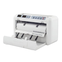 Счетчик банкнот MERCURY C-50 MINI, 800 банкнот/мин., УФ детекция, фасовка, АКБ, серый