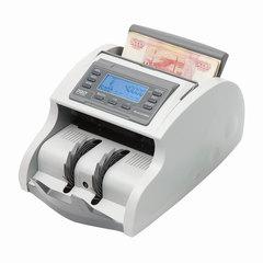 Счетчик банкнот PRO 40 U LCD, 1200 банкнот/мин., 5 валют, УФ-детекция, фасовка