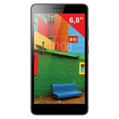 "Планшет LENOVO PHAB PLUS, 6,8"", 4G (LTE), Wi-Fi, 32 Гб, 5/13 Мп, черный, пластик"