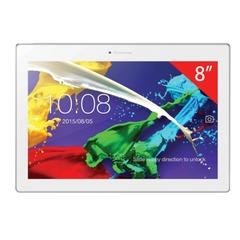 "Планшет LENOVO TAB 2 A8, 8"", 2 SIM, 3G, Wi-Fi, 16 Гб, 2/5 Мп, microSD, белый, пластик"