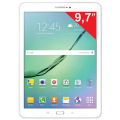 "Планшет SAMSUNG GALAXY Tab S2 SM-T815N, 9,7"", 4G (LTE), Wi-Fi, 2/8 Мп, 32 Гб, microSD, белый, пластик"