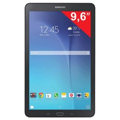 "Планшет SAMSUNG SM-T561N GALAXY Tab E, 9,6"", 1,3 ГГц, 4 ядра, 1,5 Гб, 8 Гб, 3G, Wi-Fi, 2/5Мп, mSD, Android 4, черный"