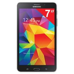 "Планшет SAMSUNG GALAXY Tab 4 SM-T231N, 7"", 3G, Wi-Fi, 1,3/3 Мп, 8 Гб, microSD, черный, пластик"