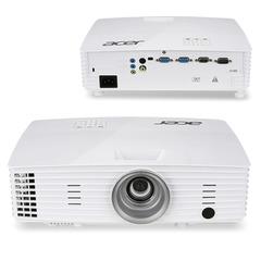 Проектор мультимедийный ACER X1285, DLP, 1024x768, 3200 Лм, 20000:1, 3D, VGA