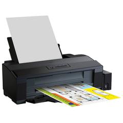 Принтер струйный EPSON L1300, А3, 5760x1440, 30 стр./мин., с СНПЧ (без кабеля USB)