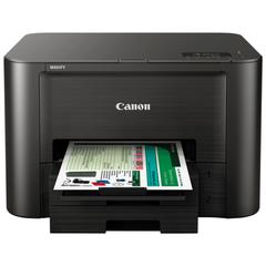 Принтер струйный CANON MAXIFY iB4040, А4, 600х1200, 23 стр./мин, 30000 стр./мес., ДУПЛЕКС, Wi-Fi, NFC, сетевая карта (б/к USB)