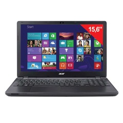 "Ноутбук ACER Extensa, 15,6"", INTEL Core i3-4005U, 1,7 ГГц, 4 Гб, 500 Гб, GF940M, DVD-RW, Windows 8.1, черный, EX2511G-33W5"