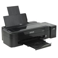 Принтер струйный EPSON L132, А4, 5760х1440, 27стр./мин, с СНПЧ (без кабеля USB)