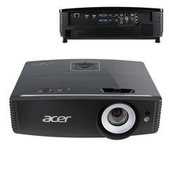Проектор мультимедийный ACER P6200S, DLP, 1024x768, 5000 Лм, 20000:1, 3D, VGA, HDMI, короткофокусный
