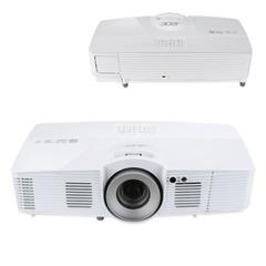 Проектор мультимедийный ACER V7500, DLP, 1920x1080, 2500 Лм, 20000:1, 3D, VGA, HDMI