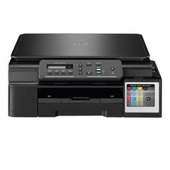 МФУ струйное BROTHER InkBenefit Plus DCP-T500W (принтер, сканер, копир), A4, 6000x1200, 11 стр./мин., Wi-Fi, с СНПЧ