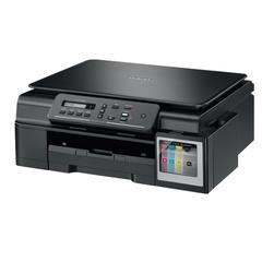 МФУ струйное BROTHER InkBenefit Plus DCP-T300 (принтер, сканер, копир), A4, 6000x1200, 11 стр./мин., с СНПЧ (без кабеля USB)