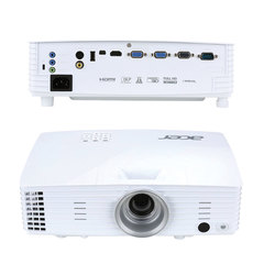 Проектор мультимедийный ACER P1525, DLP, 1920x1080, 4000 Лм, 20000:1, 3D, VGA, HDMI