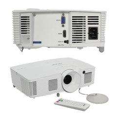 Проектор мультимедийный ACER X115H, DLP, 800x600, 3300 Лм, 20000:1, 3D, VGA, HDMI