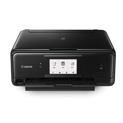 МФУ струйное CANON PIXMA TS8040 (принтер, копир, сканер), А4, 15 стр./мин, 9600х2400, ДУПЛЕКС, WI-FI