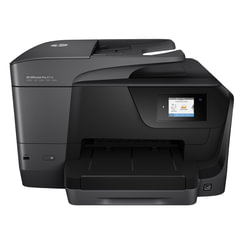 МФУ струйное HP OfficeJet Pro 8710 (принтер, сканер, копир, факс), А4, 4800х1200,22 стр./мин.,25000 стр/мес, ДУПЛЕКС АПД Wi-Fi с/к