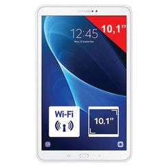 """Планшет SAMSUNG GALAXY Tab A, 10,1"""", 4G (LTE), 2/8 Мп, 16 ГБ, MicroSD, белый, пластик"""