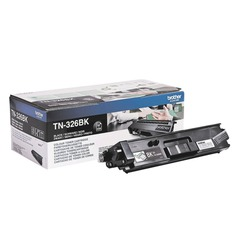 Картридж лазерный BROTHER (TN326BK) HL-L8250CDN/MFC-L8650CDW, черный, оригинальный, ресурс 4000 стр.