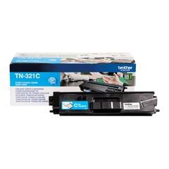 Картридж лазерный BROTHER (TN321C) HL-L8250CDN/MFC-L8650CDW, голубой, оригинальный, ресурс 1500 стр.