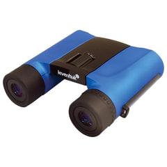 "Бинокль LEVENHUK ""Rainbow 8x25"", увеличение х8, объектив 25 мм, синий"