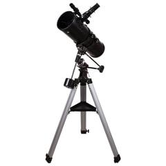 Телескоп LEVENHUK Skyline 120x1000 EQ, рефлектор, 2 окуляра, ручное управление, для начинающих