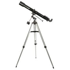 Телескоп LEVENHUK Skyline 70х900 EQ, рефрактор, 2 окуляра, ручное управление, для начинающих