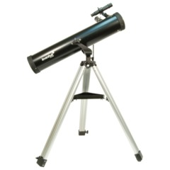 Телескоп LEVENHUK Skyline 76x700 AZ, рефлектор, 2 окуляра, ручное управление, для начинающих