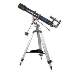 Телескоп LEVENHUK Strike 900 PRO, рефрактор, 3 окуляра, ручное управление, полупрофессиональный