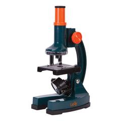 Микроскоп детский LEVENHUK LabZZ M2, 100-900 кратный, монокулярный, 3 объектива