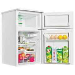 Холодильник SHIVAKI SHRF-90D, общий объем 90 л, верхняя морозильная камера 26 л, 47,5x49,5x85,2 см, белый