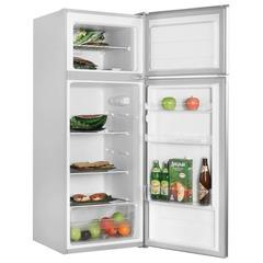 Холодильник SHIVAKI SHRF-230DW, общий объем 207 л, верхняя морозильная камера 41 л, 55x55x143 см, белый