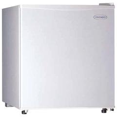 Холодильник DAEWOO FR-051A / FR-051AR, общий объем 59 л, без морозильной камеры, 44x45x51см, белый