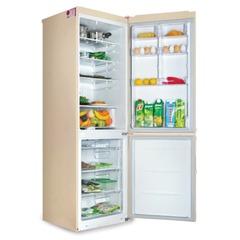 Холодильник LG GA-B409UEQA, общий объем 303 л, нижняя морозильная камера 86 л, 59,5x65x189,6 см, бежевый