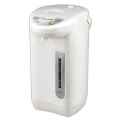 Термопот MAXWELL MW-1754W, 3,3 л, 800 Вт, 1 температурный режим, 3 режима подачи воды, нержавеющая сталь, белый