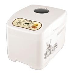 Хлебопечка SCARLETT SC-BM40002, мощность 530 Вт, вес выпечки 500 г, 9 режимов приготовления, автоотключение, пластик, белая