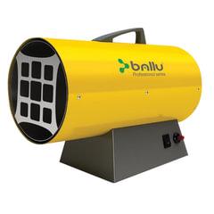 Тепловая пушка газовая BALLU BHG-10, 10000 Вт, 220 В, максимальный расход 0,8 кг/ч, желтая