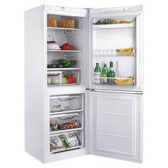 Холодильник INDESIT BI 1601, общий объем 278 л, нижняя морозильная камера 85 л, 60x63x167 см, белый