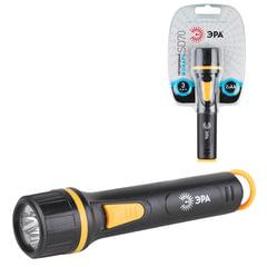 """Фонарь светодиодный """"ЭРА"""" SD70, 3xLED, пластик, 2xAA (в комплект не входят)"""